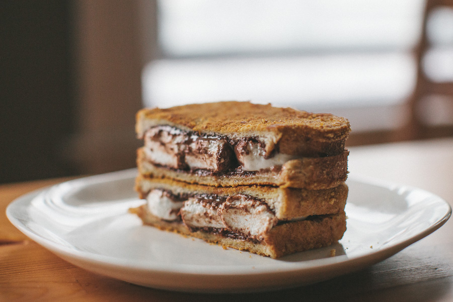 S'mores French Toast