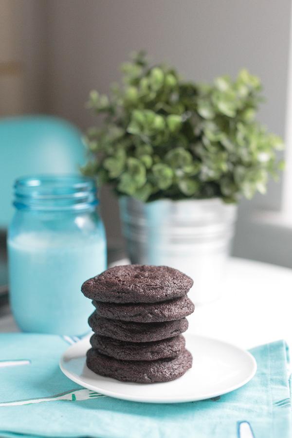 Momofuku Milk Bar Chocolate-Chocolate Cookies // Becca Bakes (www.becca-bakes.com)