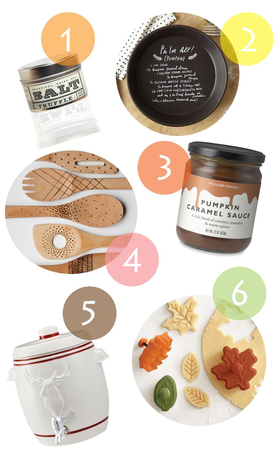 Thanksgiving Gift Guide | Becca Bakes (www.becca-bakes.com)