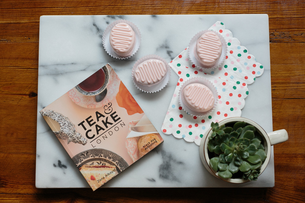 Pastel Petit Fours | Becca Bakes (www.becca-bakes.com)