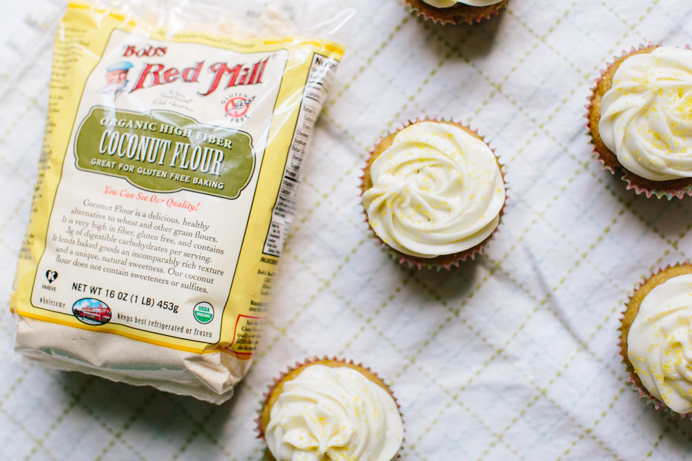 Cardamom Cupcakes with Lemon Cream Cheese Frosting | Becca Bakes (www.becca-bakes.com)
