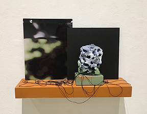 Art Review: Current events reflected in works at Emily Davis Gallery    Click here  for Anderson Turner's Beacon Journal review of Altered States at Emily Davis Gallery at University of Akron.