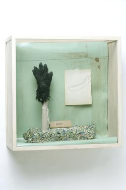 - Lauren Davies at AmpersandArt in America, June 2007Lauren Davies' recent exhibition, titled