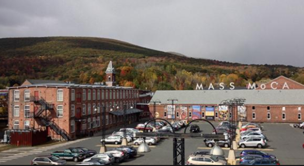 MASS MoCA : Looking forward to a residency at the  MASS MoCA  studios in September 2019.
