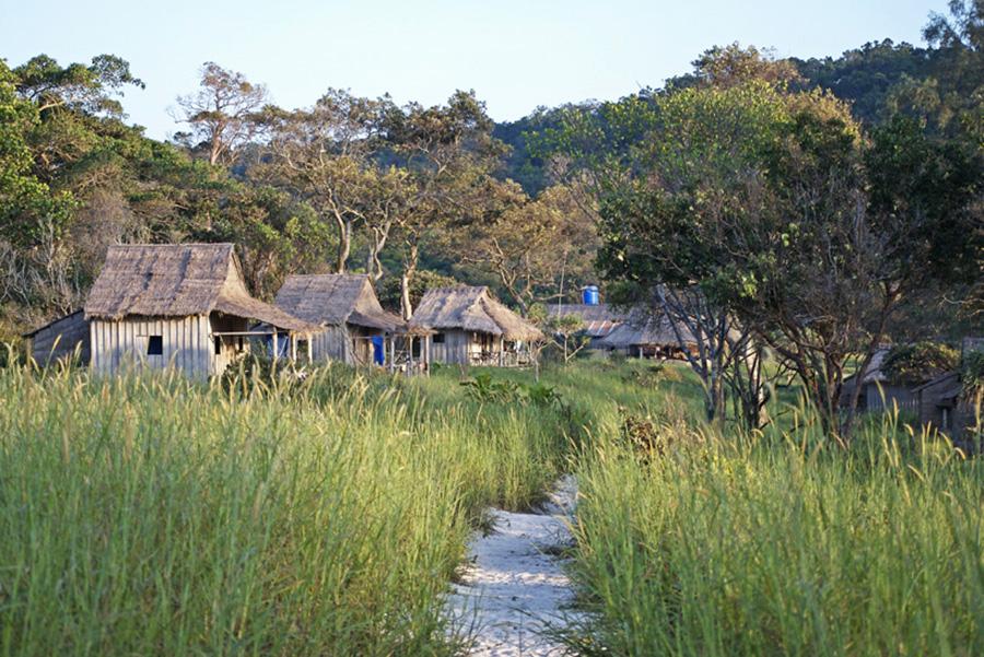 Lazy Beach - Koh Rong Saloem Island