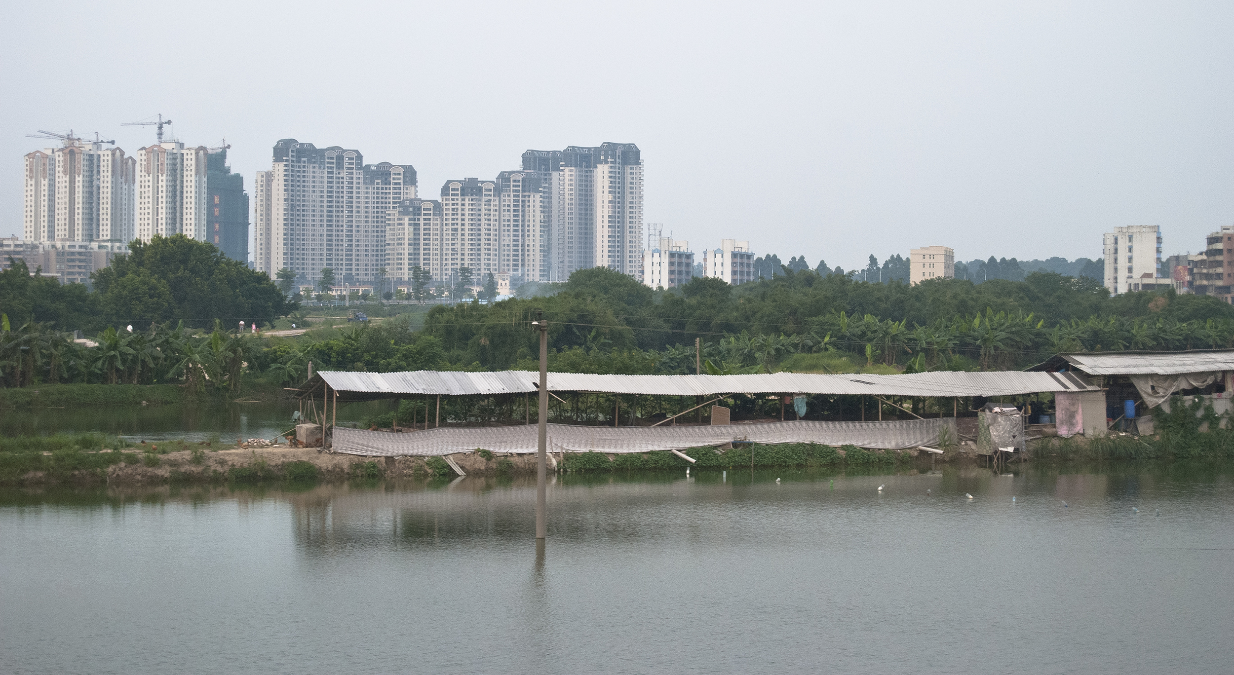 Outskirts of Beijing