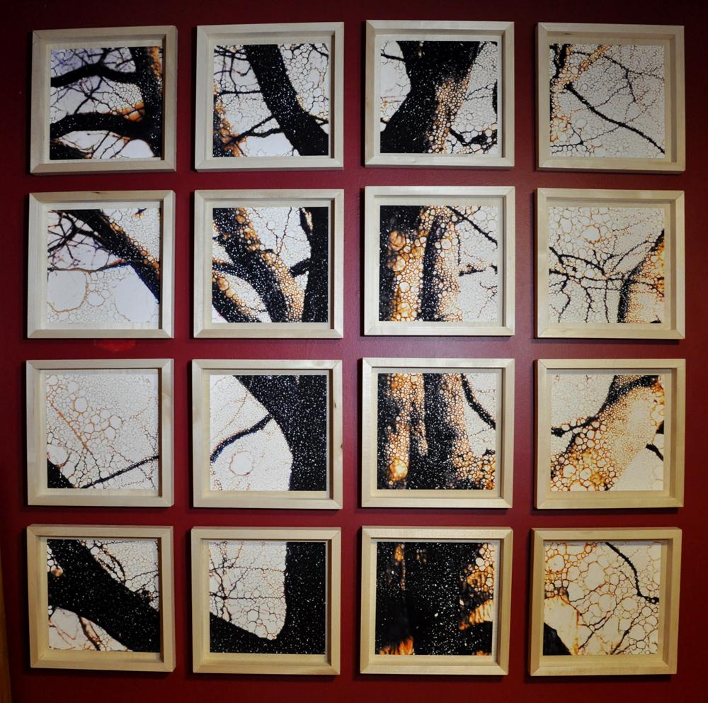 Tree Grid Displayed