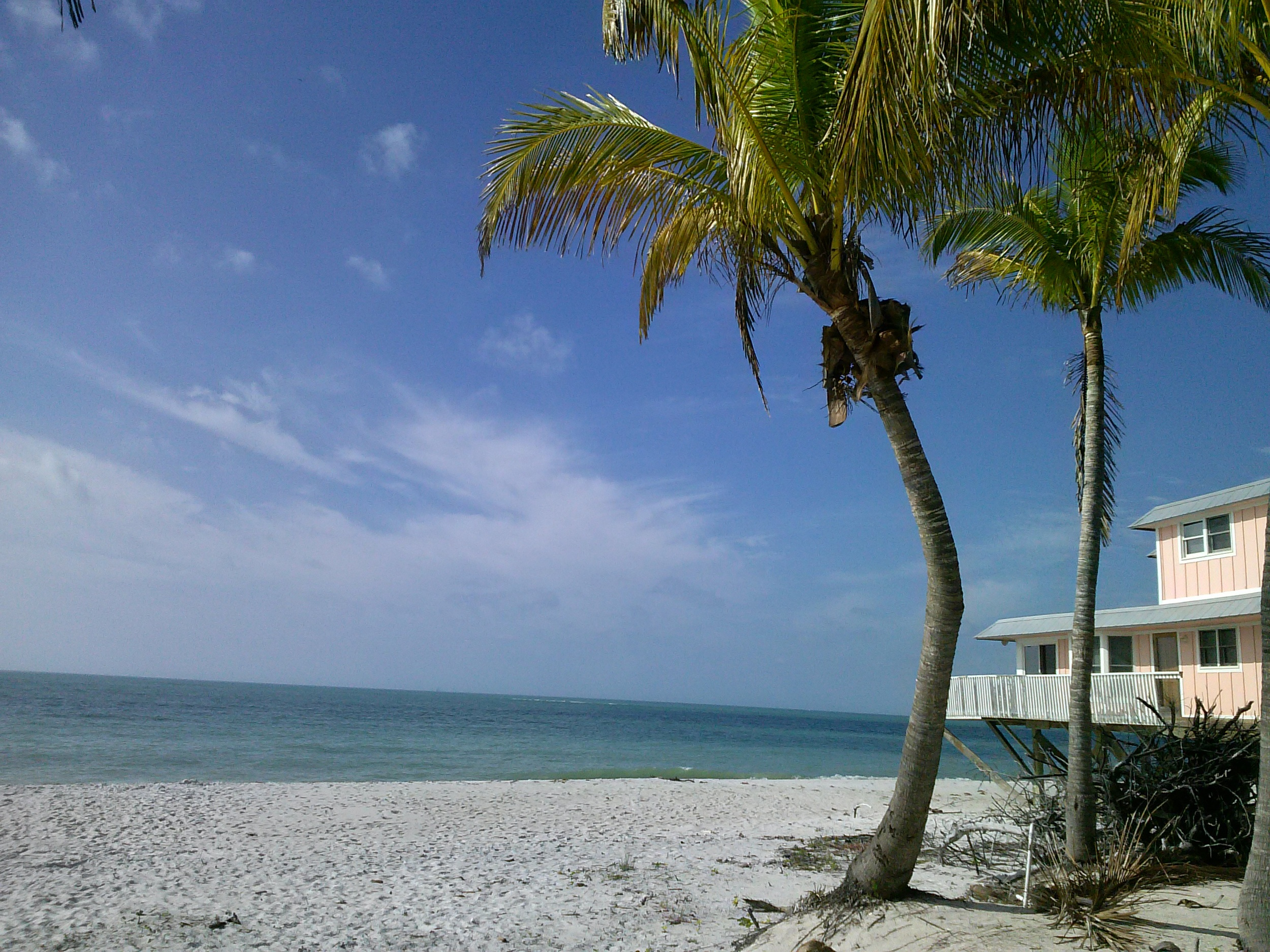 Just one of the beaches on North Captiva