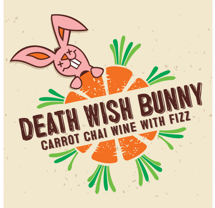 Death Wish Bunny - Square Sticker.png