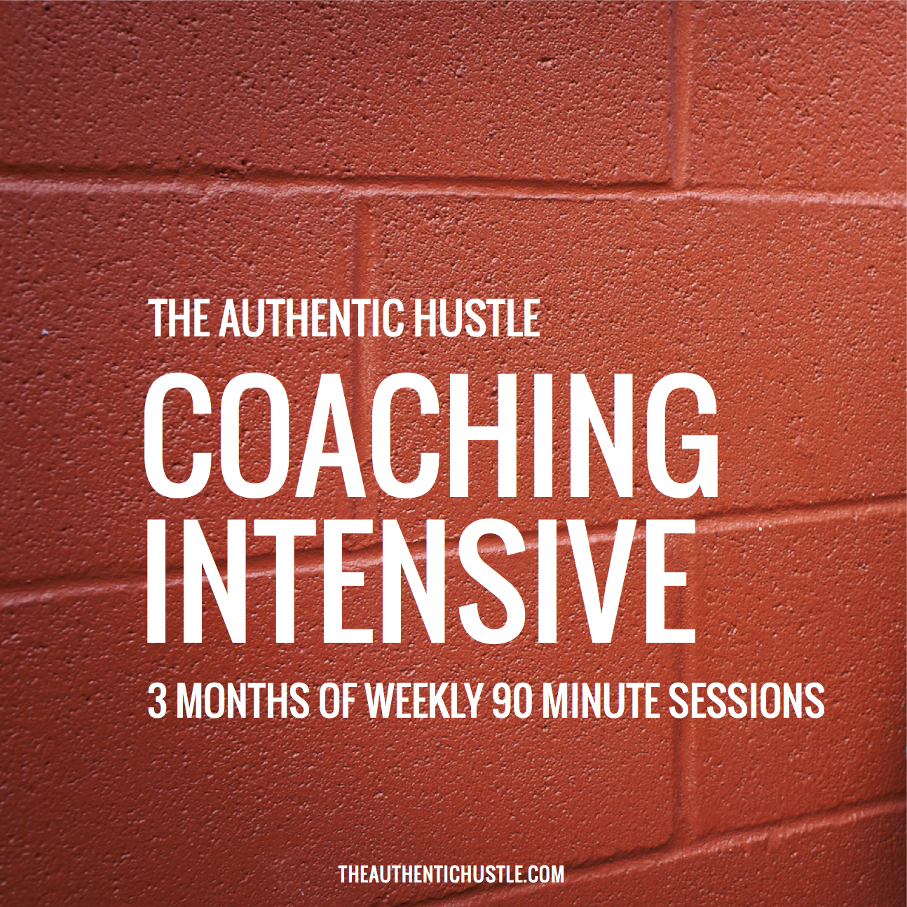 Coaching Intensive with Evi D.