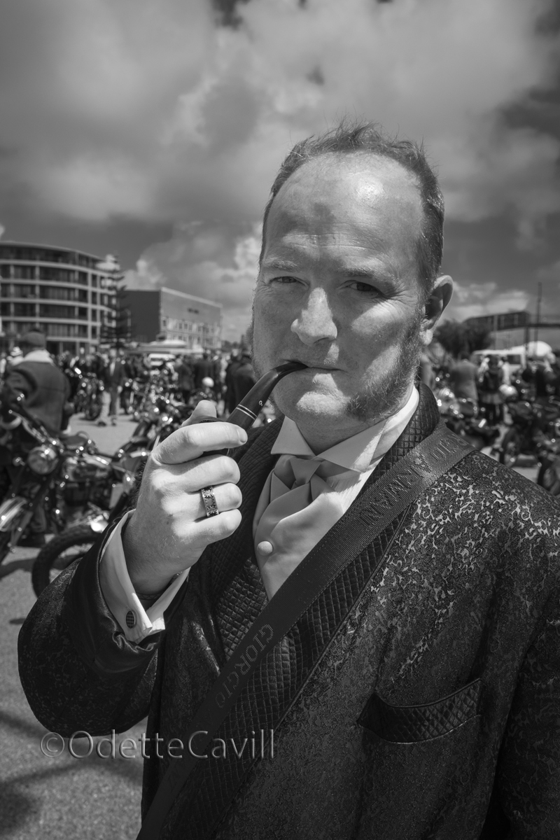 Distinguished Gentlemans Ride 2014, Perth