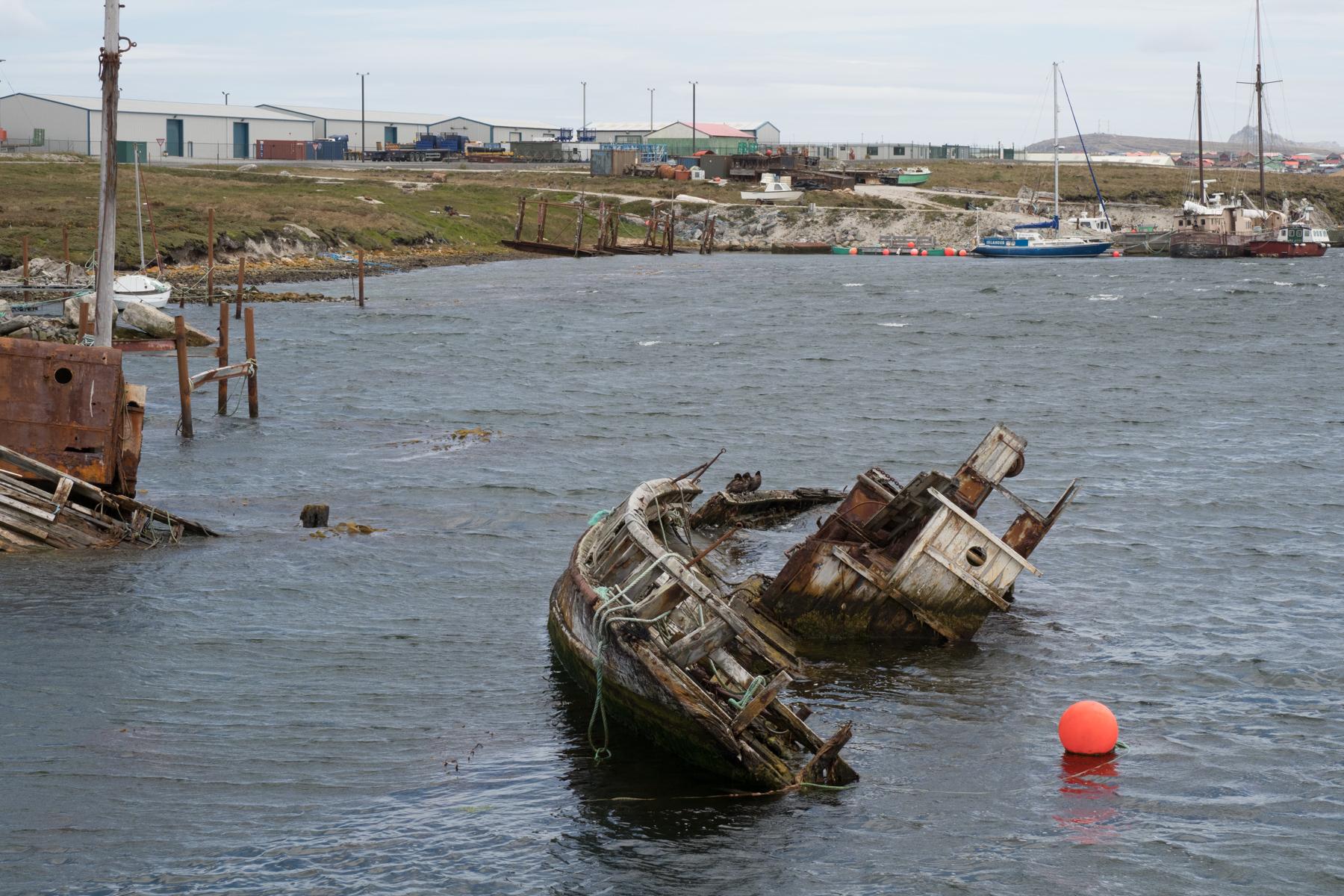 Stanley, Falklands