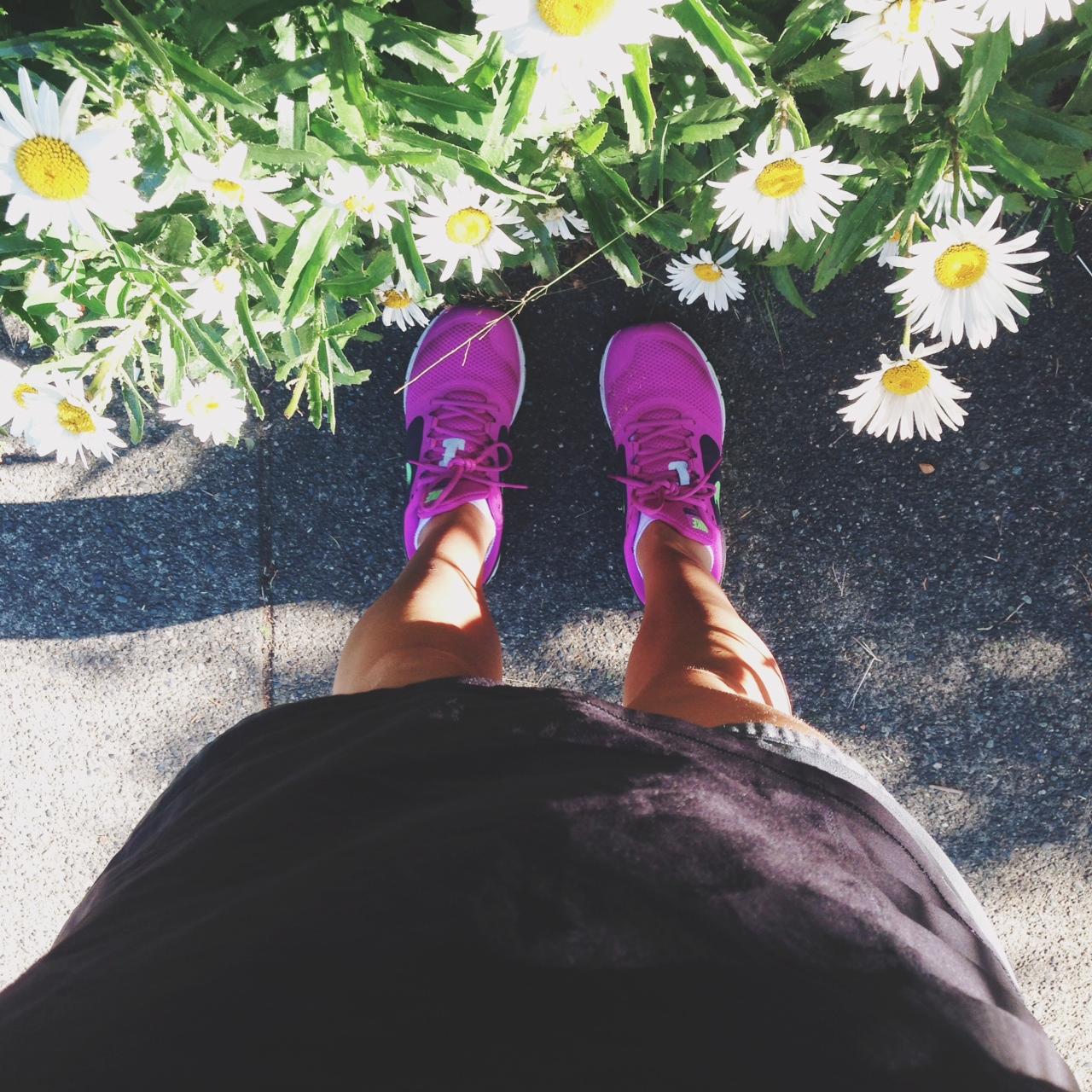 Summer Running Tips from ssheart