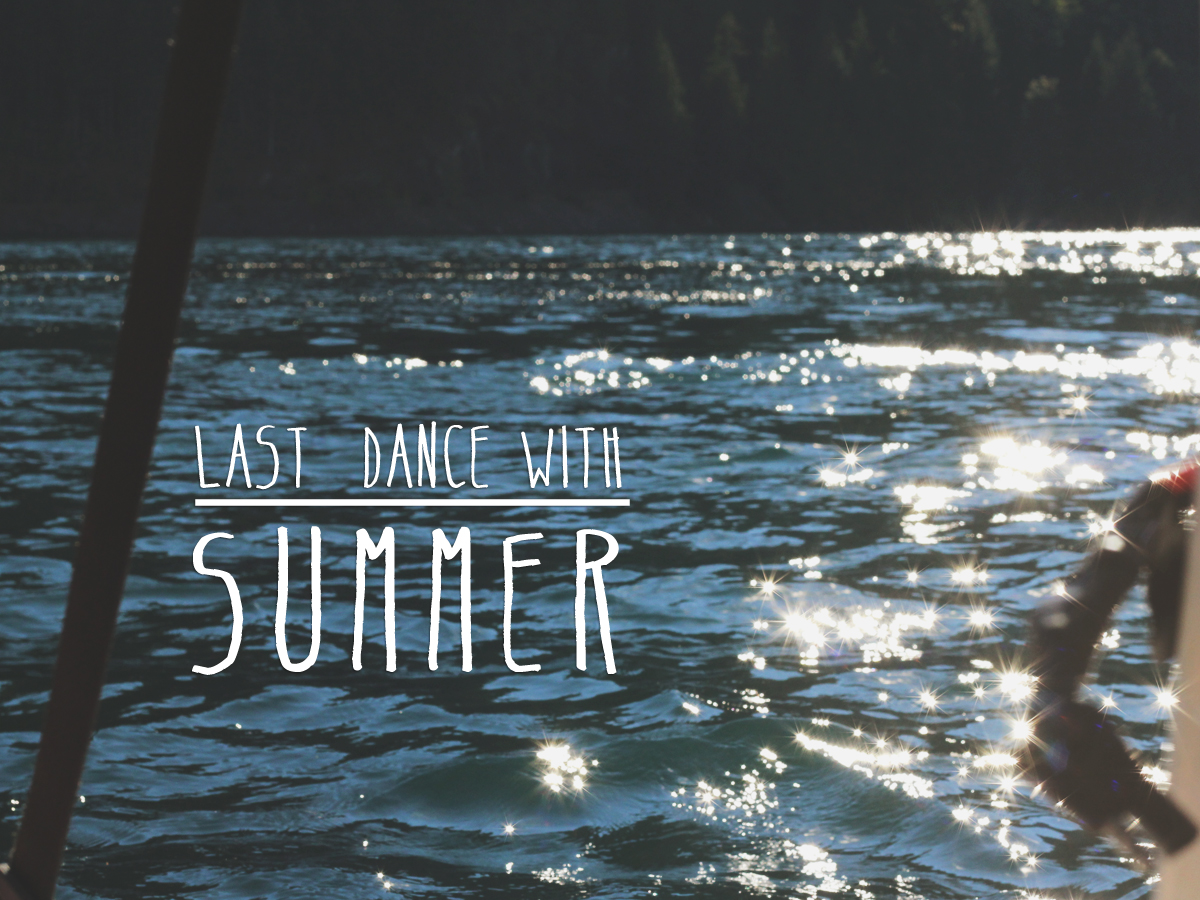 LAST DANCE WITH SUMMER