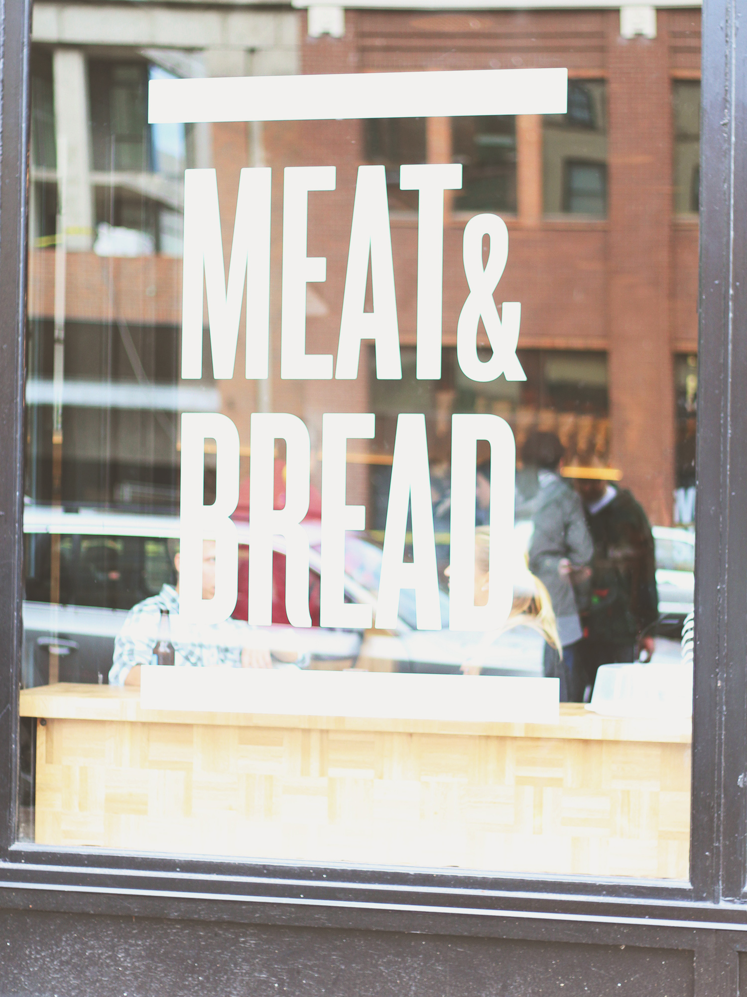 Meat & Bread | S.S. Heart