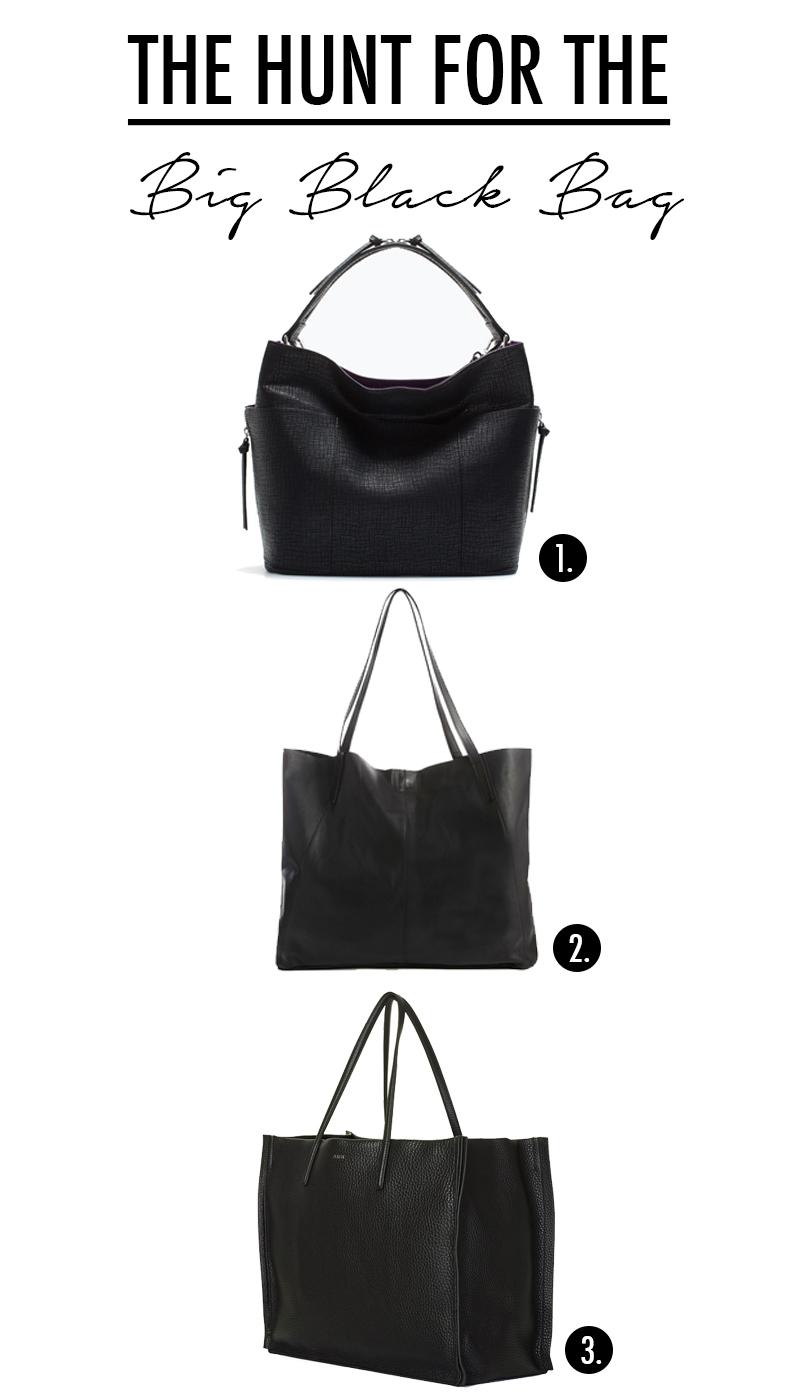 Big Black Bags