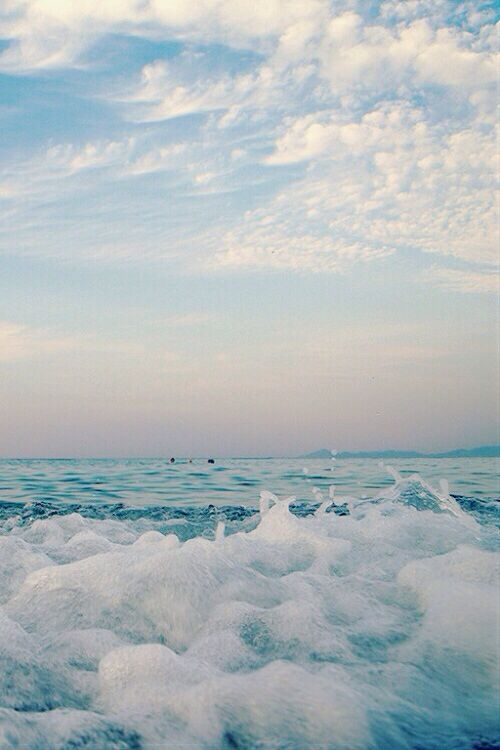 oh the sea