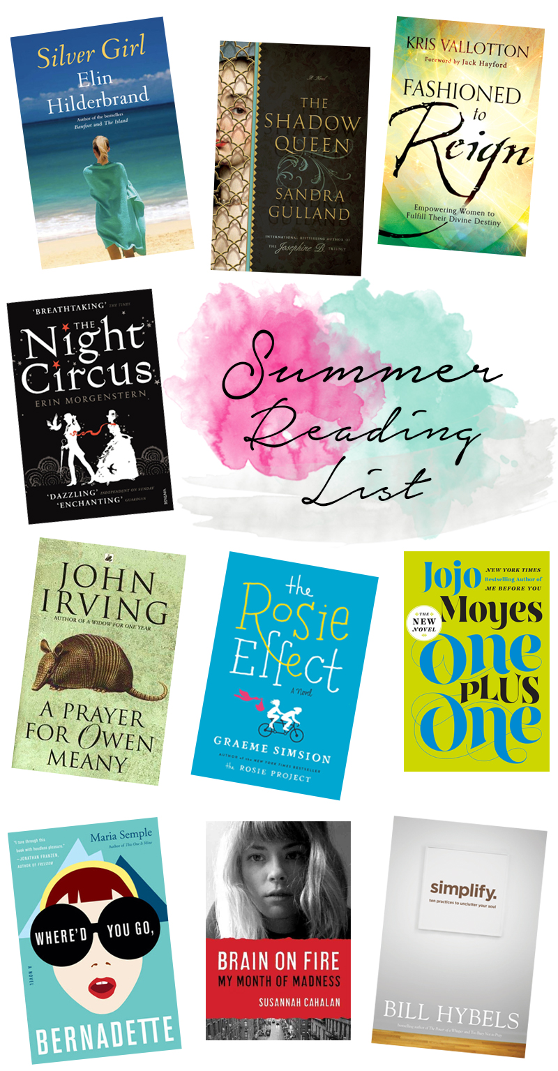 Feed your inner book worm this summer!