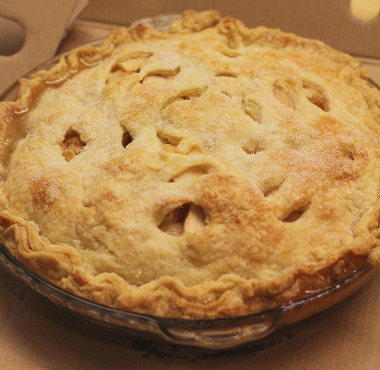 Apple pie 101!