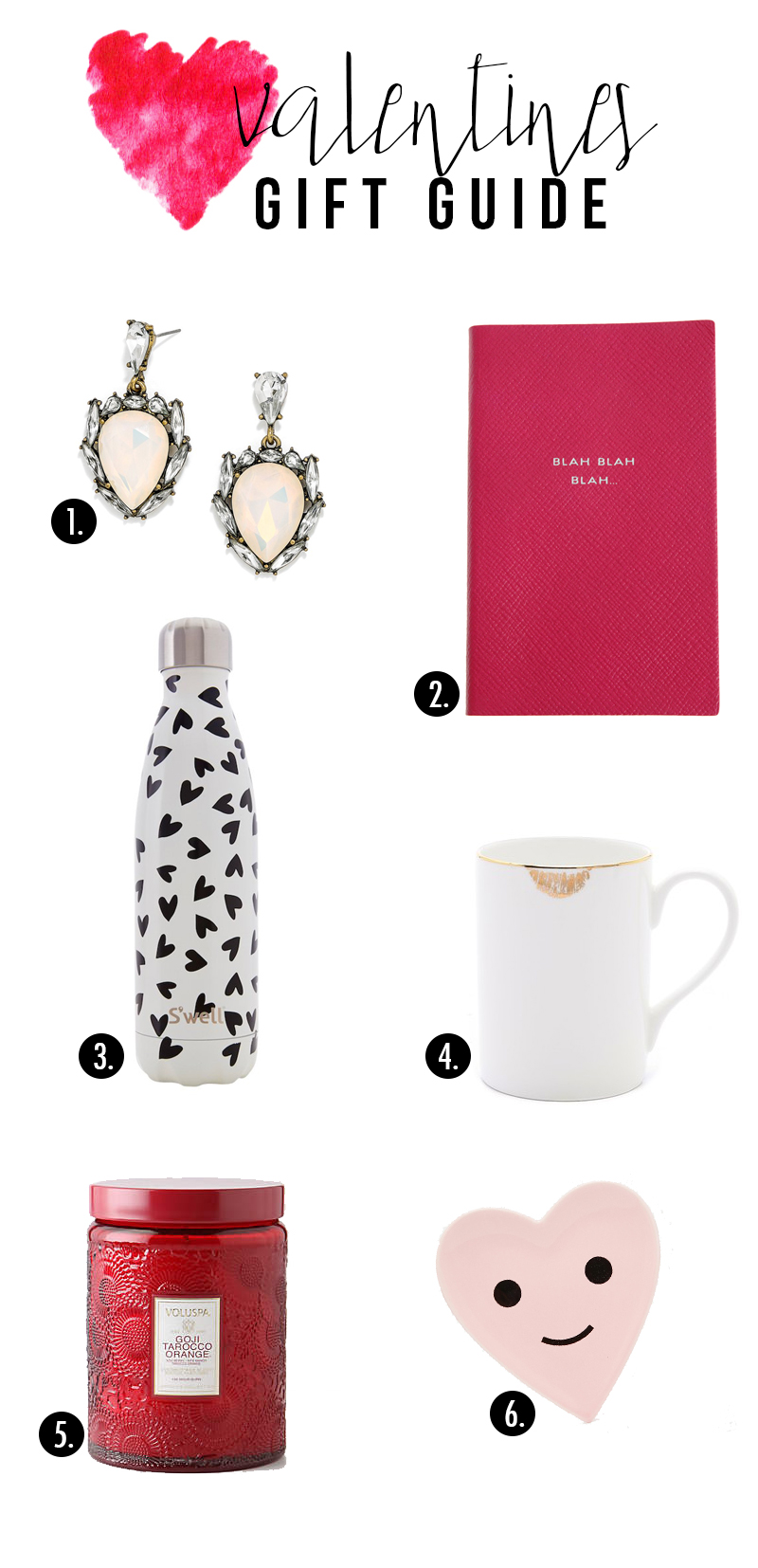 Valentines Inspired Gift Guide!