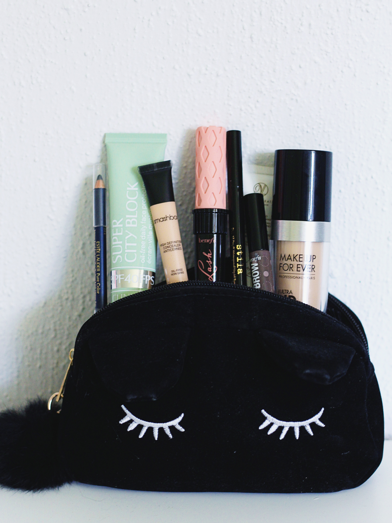 Beauty items I can't live without!