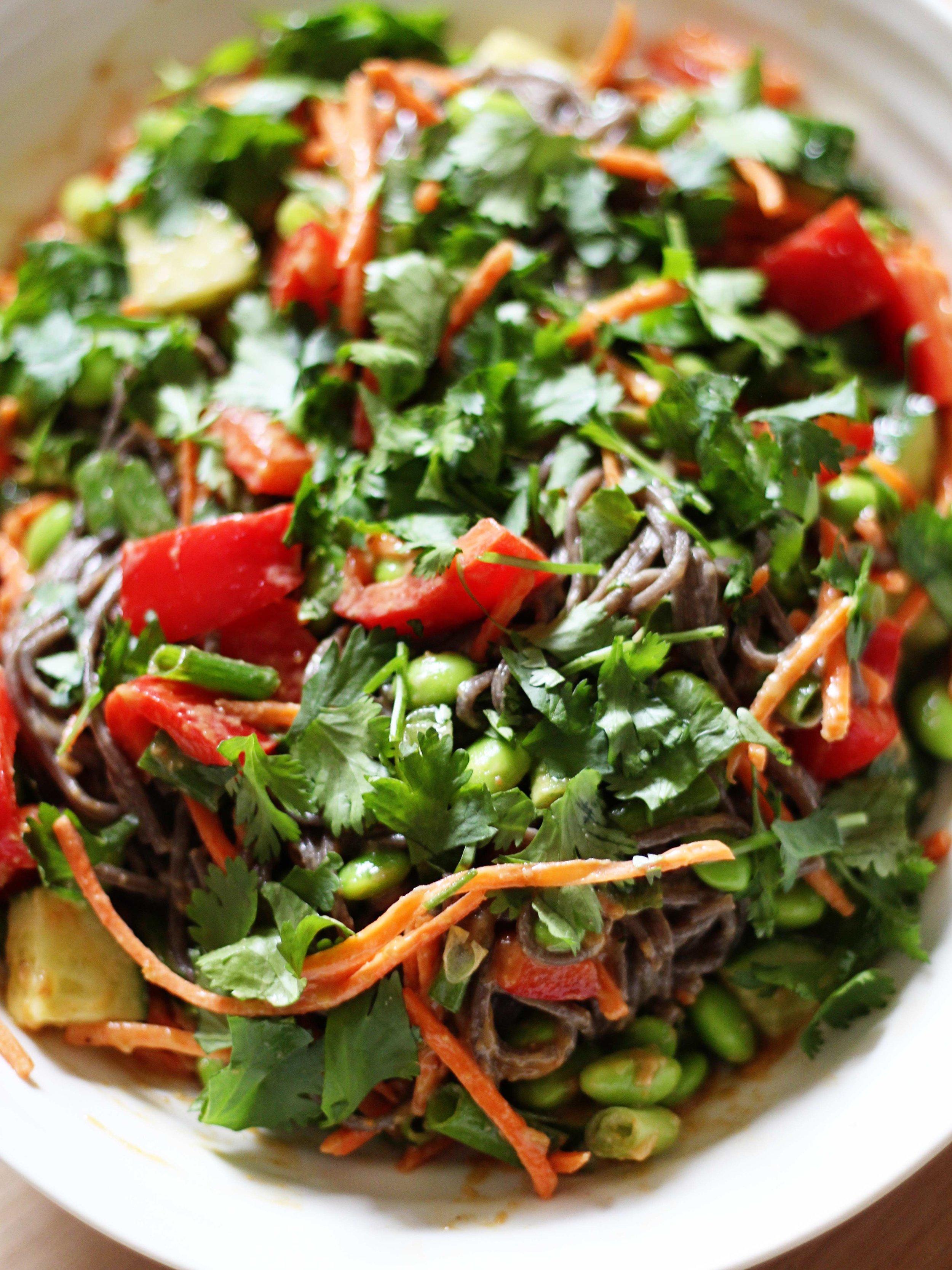 Thai Noodle Bowls