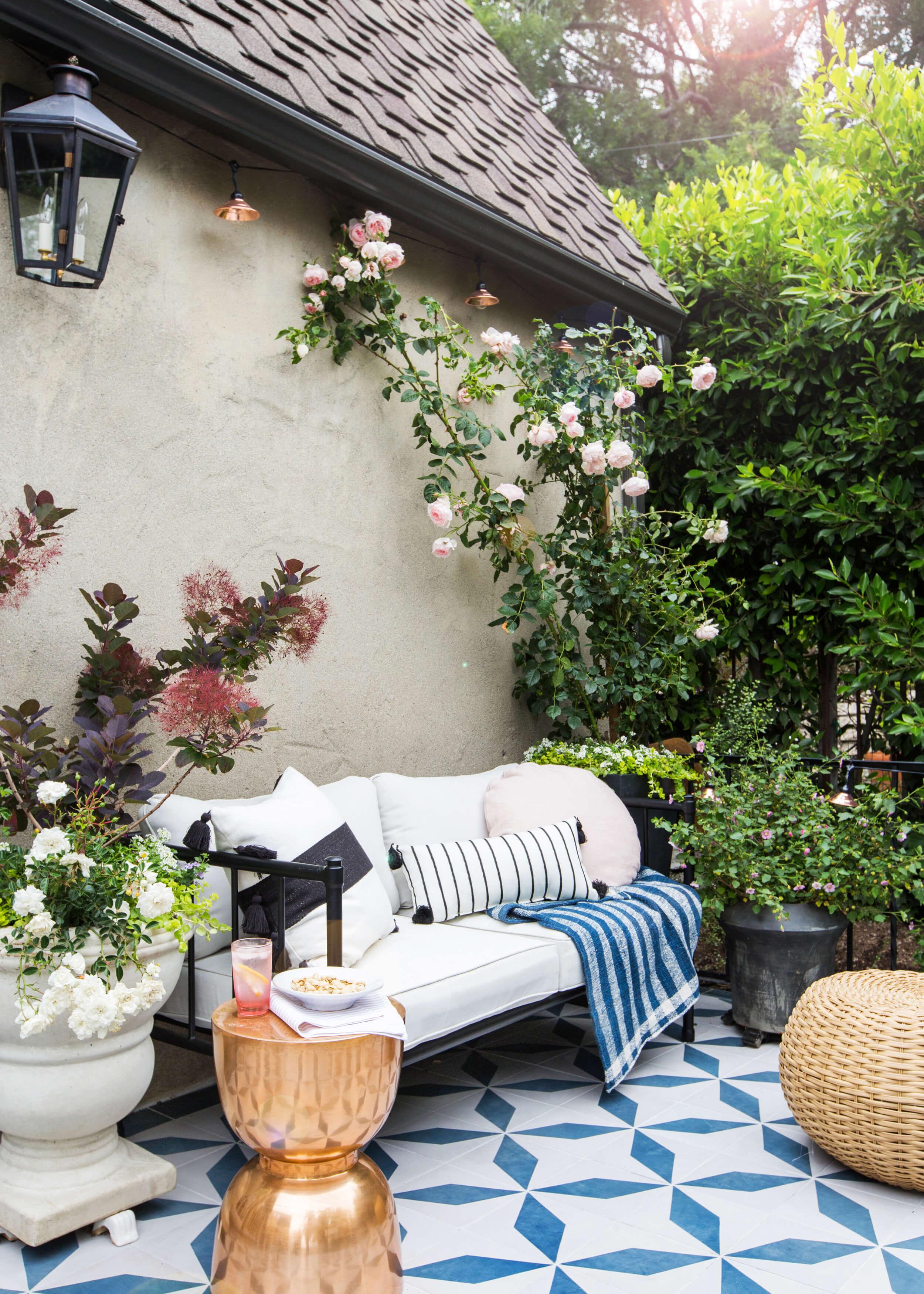 5 Inspiring outdoor spaces