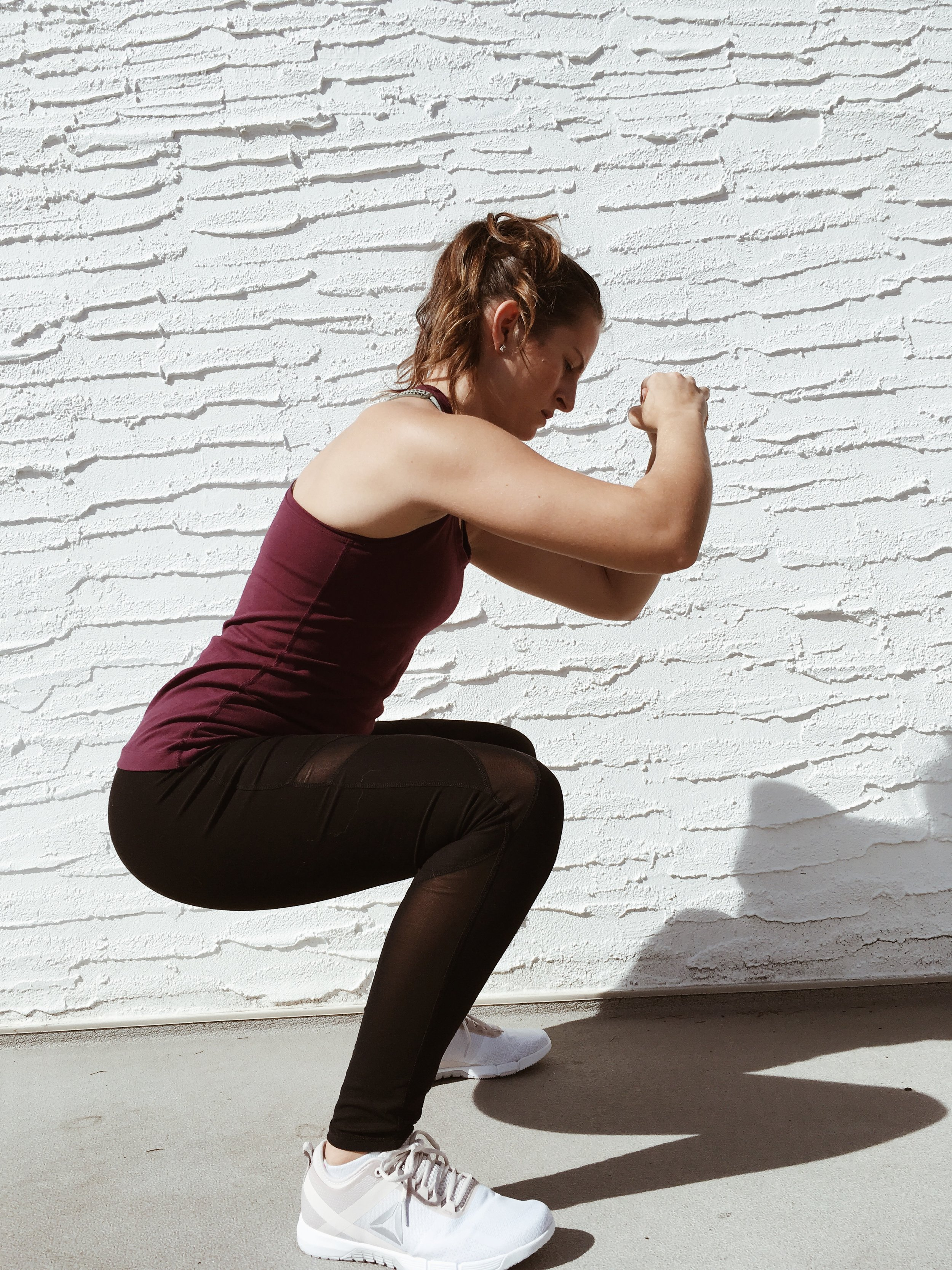 Post-partum workout plan