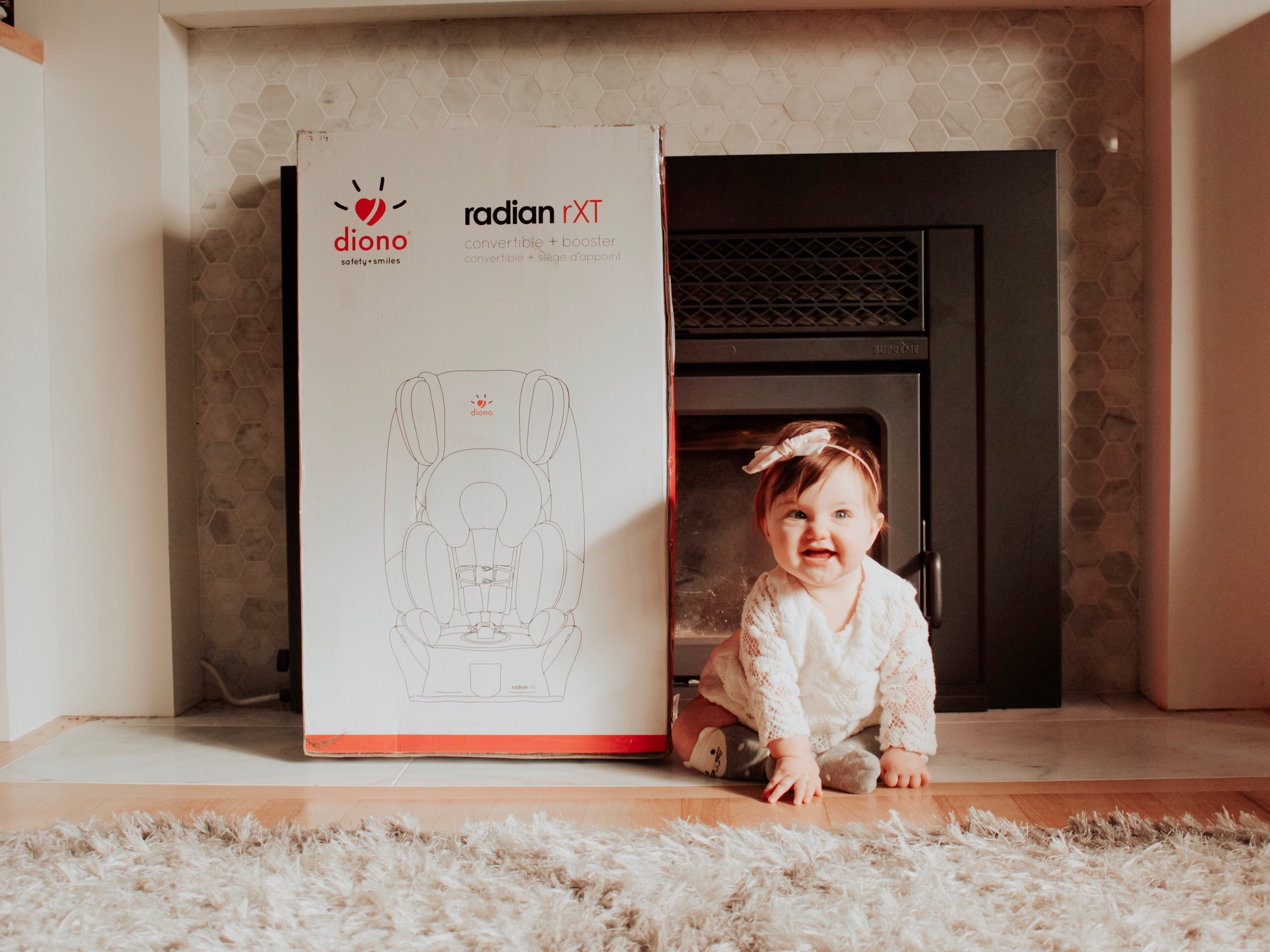 Diono Radian RXT Carseat Review