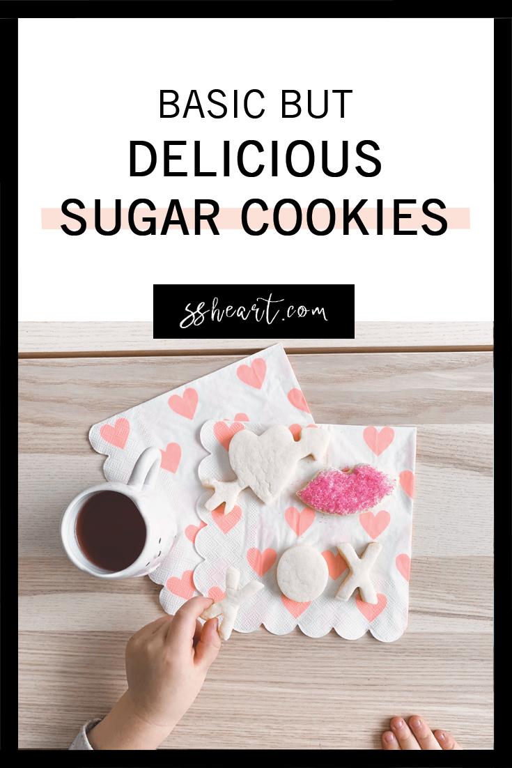 Sugar Cookies