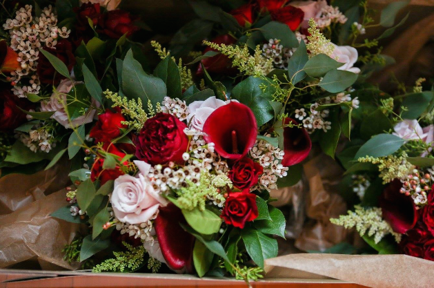 Winterweddingflowers