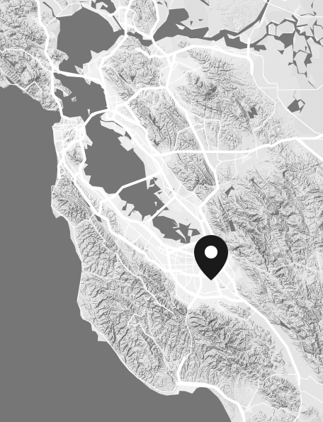 Bay Area Office Map