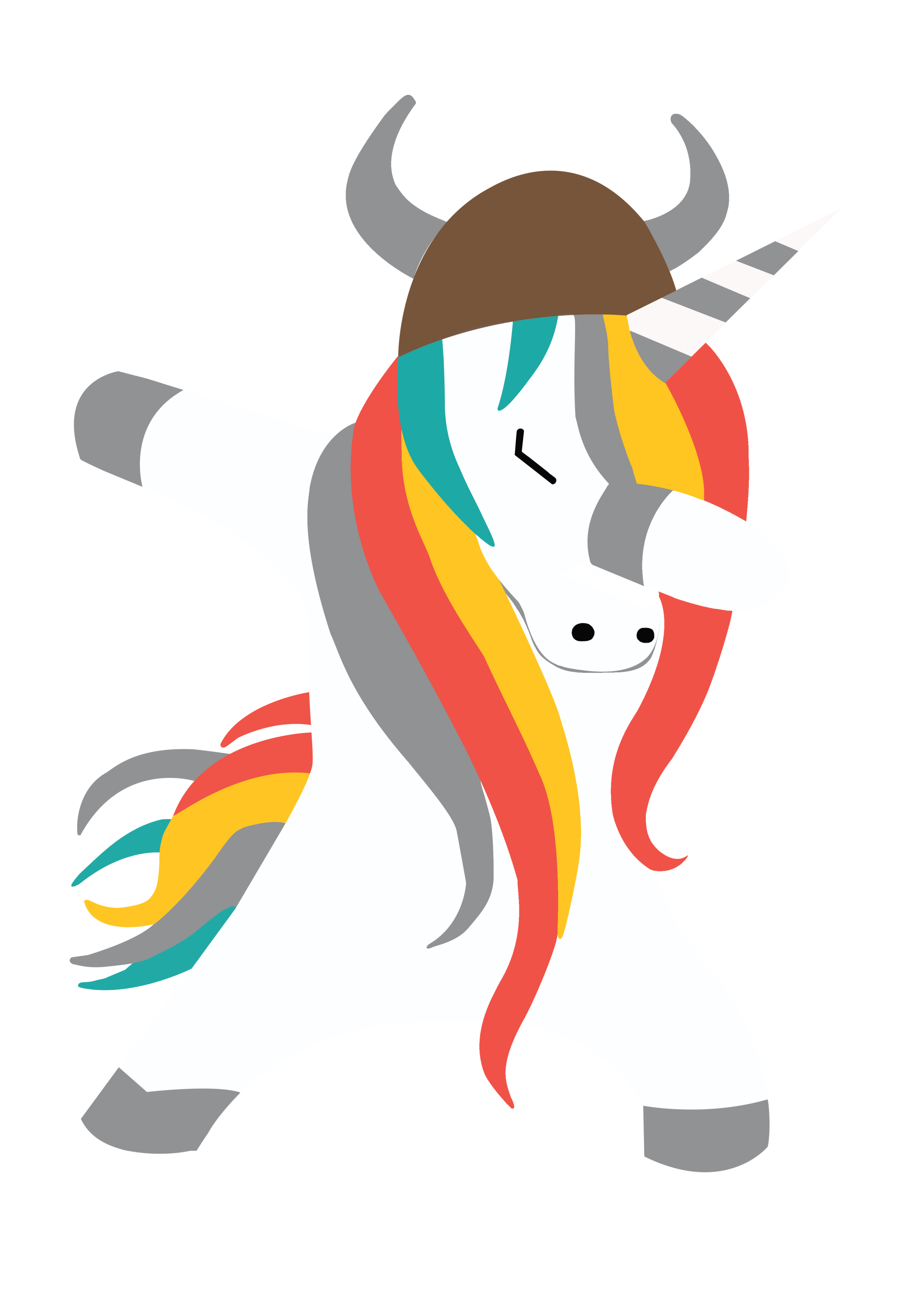 """A unicorn is a startup company valued at over $1 billion."""