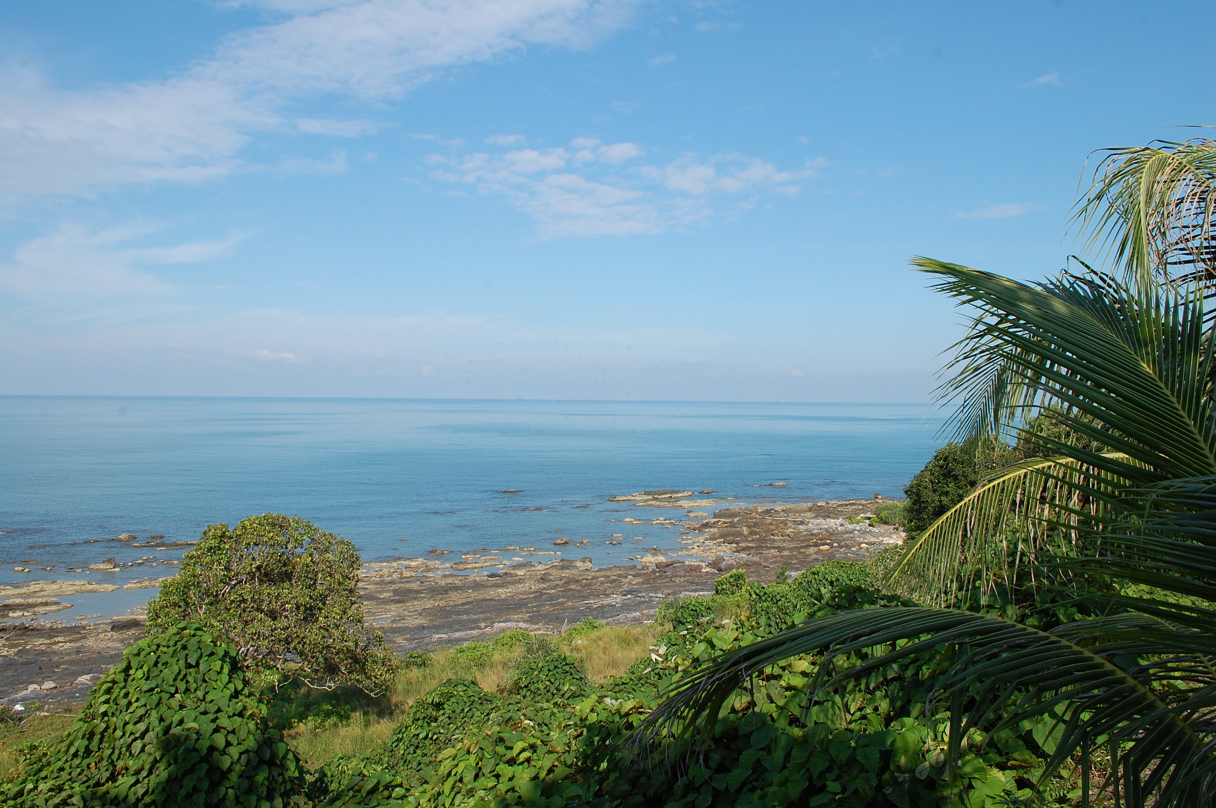 Sedili, Seashore, Coast, Scenic.JPG