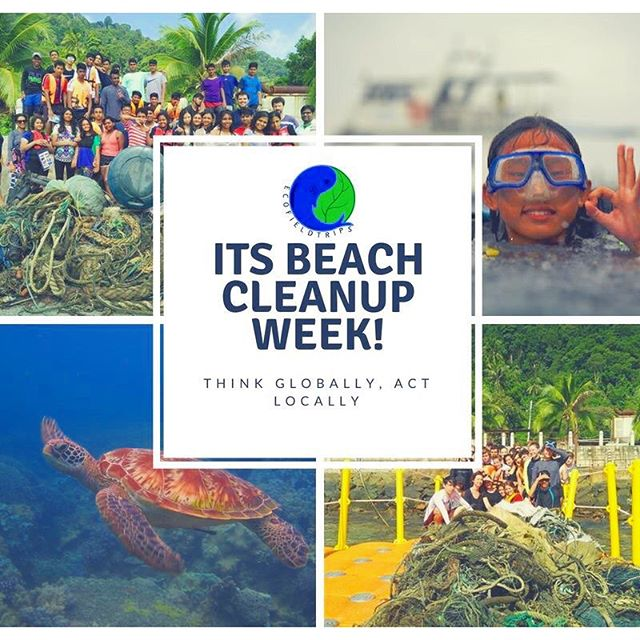 Since January, we have helped reclaim over 560 kilos of waste from the oceans and logged our efforts through Ocean Conservancy's citizen science program. This week we will be on Tioman Island cleaning up the beaches with students, teaching them that every action you take locally can have an impact globally.  Join us and countless others worldwide by clearing rubbish from your local beaches and help beat plastic pollution!  #beachcleanupweek #beatplasticpollution #fieldtrip #tioman #thinkgloballyactlocally #conservationthrougheducation #plasticpollution #biology #marineconservation #teacherlife #teachersofinstagram #teachersfollowteachers #edu #globaled #iteachtoo #internationalschool #schoolgram #service #fieldtrip #outdooreducation #environment #environmentalscience #getoutside #playoutside #specialeducation #connectingpeople #schooltrip