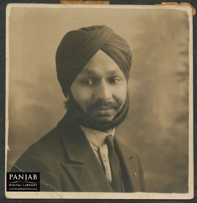 Image of Manmohan Singh courtesy of Punjab Digital Library www.punjabdigilib.org