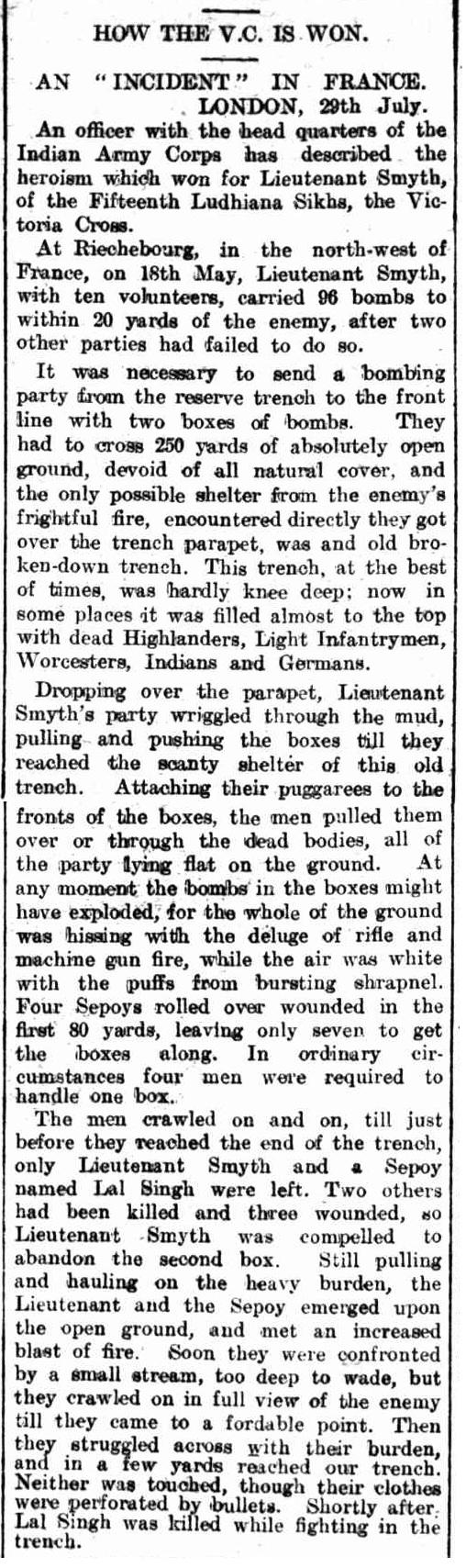 Page 37, Leader Newspaper (Melbourne), Saturday 31 July 1915