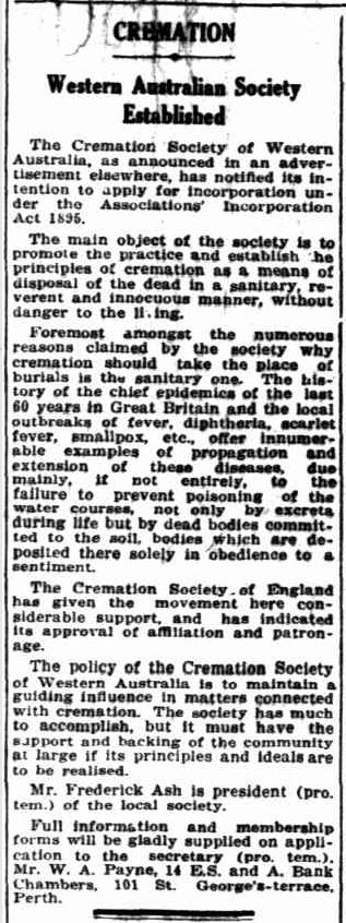 Sunday Times (Perth, WA : 1902 - 1954), Sunday 14 June 1931, page 2