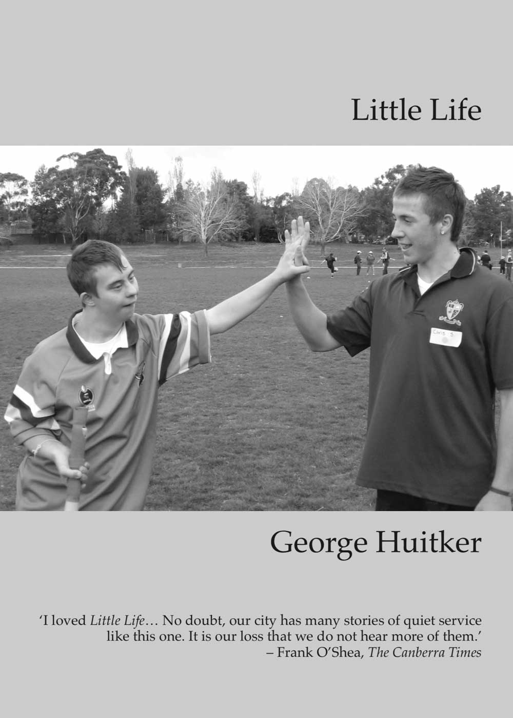Little Life book cover.