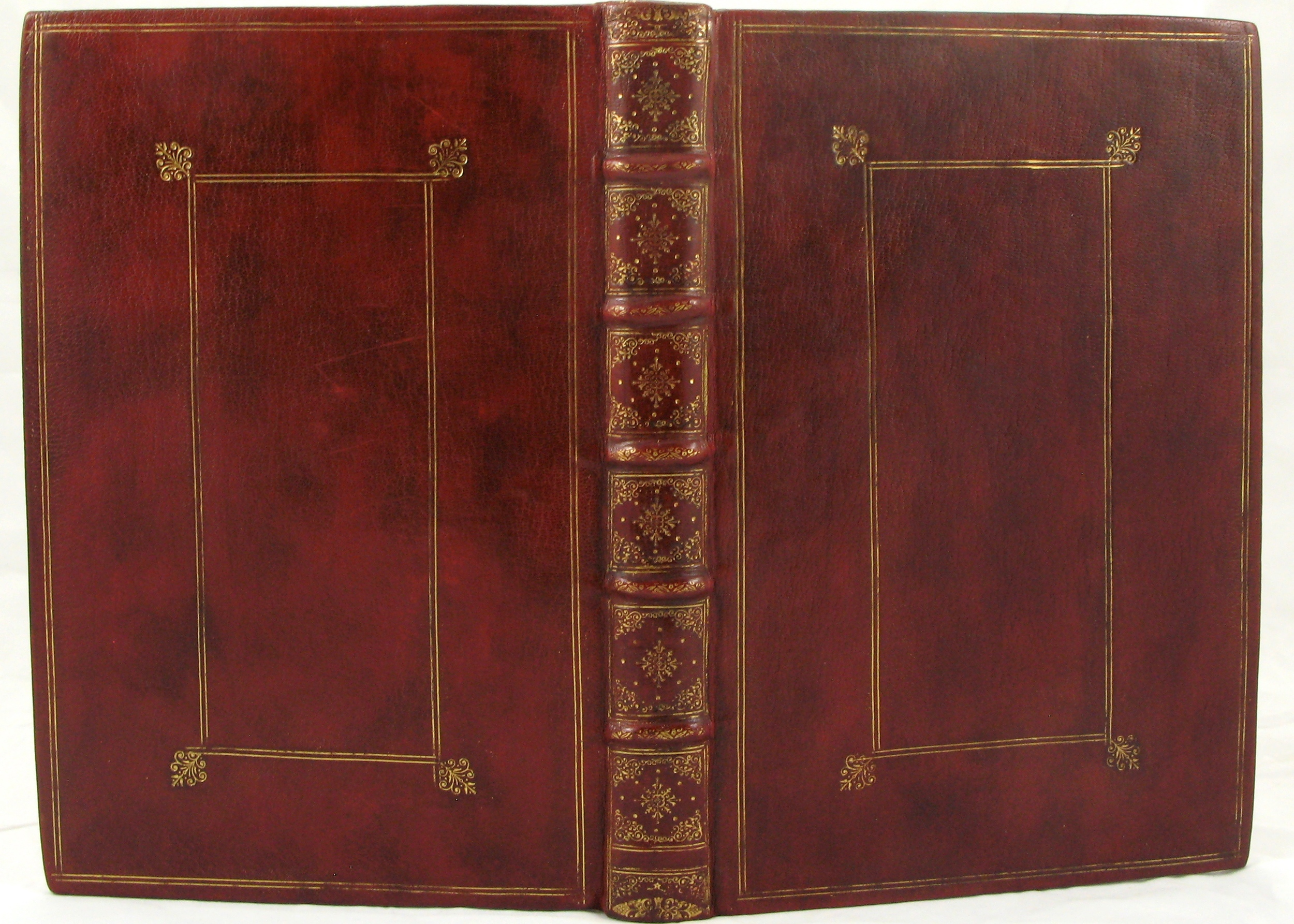 Copy of New Binding in Antique Style