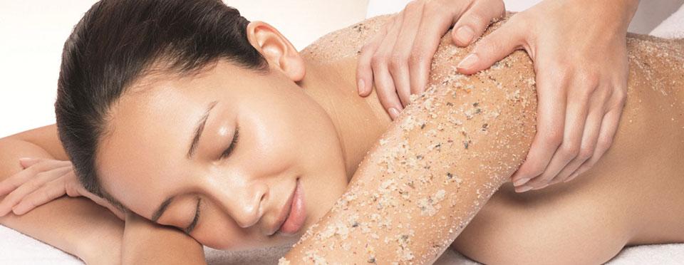 scrub-massase body relaxing firming slimming toning