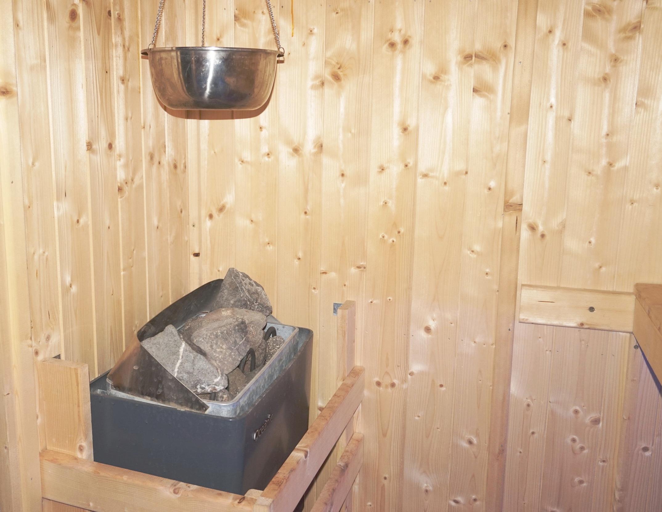Belle vous spa & salon sauna heat