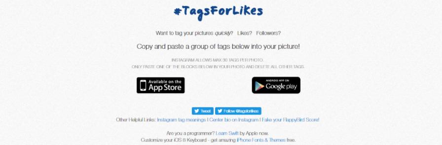 aplicaciones-para-instagram-tagsforlikes