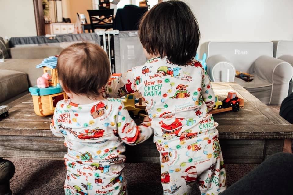 Gap Christmas PJs