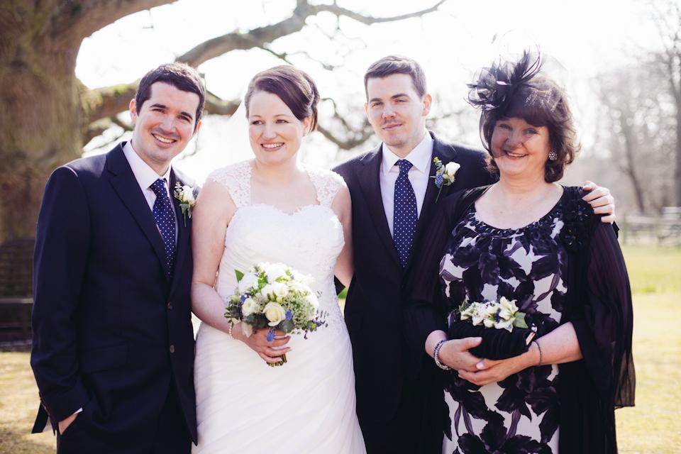 Jon & Susie - Singleton Lodge Wedding, Lytham - www.catlaneweddings.com