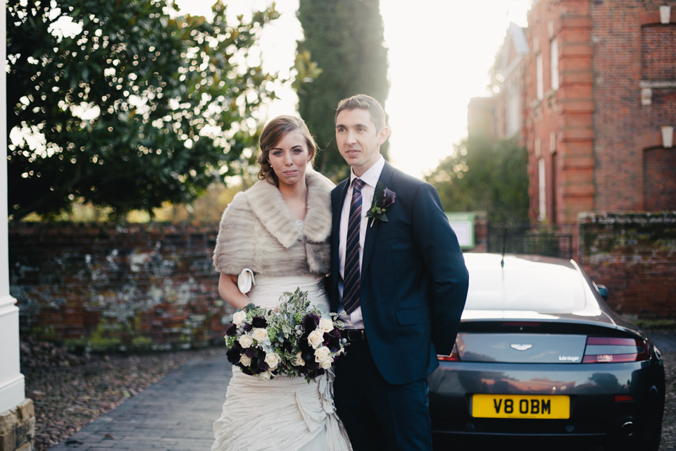 Martyn & Kate - Elstow Abbey & Chicheley Hall Wedding - www.catlaneweddings.com