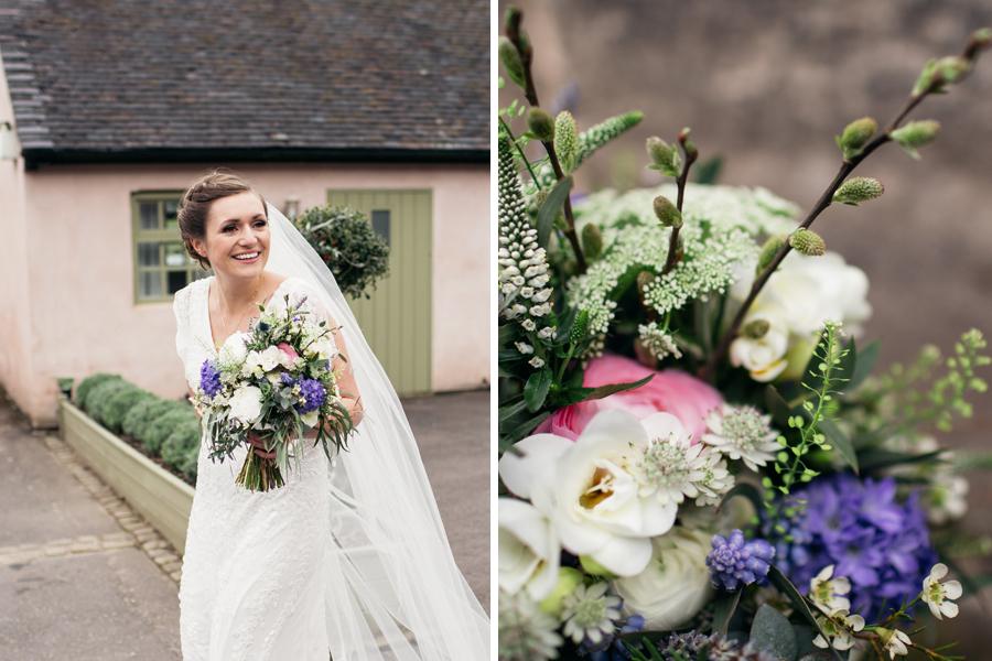 Danni & Andy - The Ashes, Staffordshire Wedding - www.catlaneweddings.com