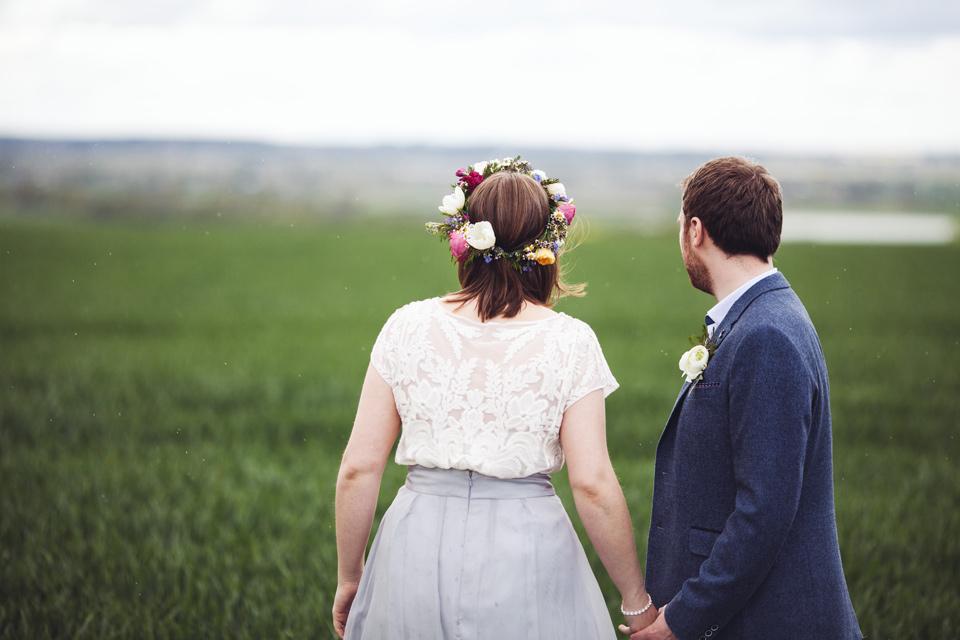 Beth & Declan - English Garden Wedding - www.catlaneweddings.com