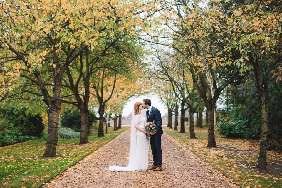 south-farm-driveway-trees-wedding-photography