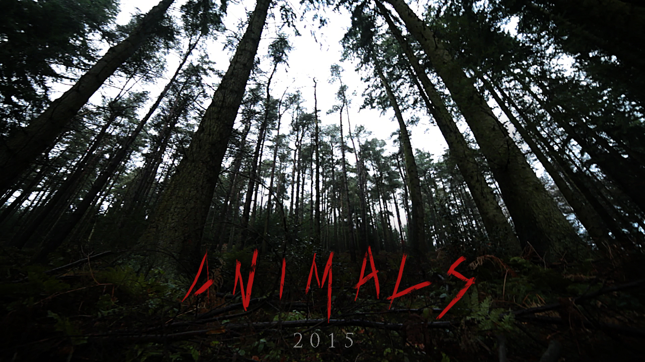 "First teaser poster for ""Animals"""